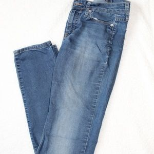 Calvin Klein Ankle Skinny Jeans Size 6